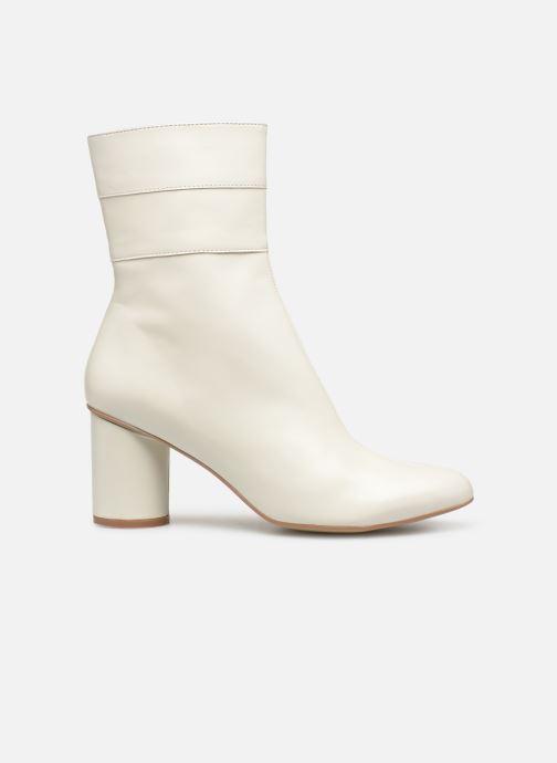 Ankelstøvler Made by SARENZA Pastel Affair Boots #2 Hvid detaljeret billede af skoene