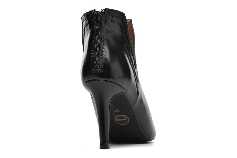 Boots en enkellaarsjes Made by SARENZA Glamatomic #3 Zwart voorkant