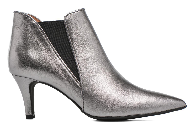 Bottines et boots Made by SARENZA Glamatomic #7 Argent vue détail/paire