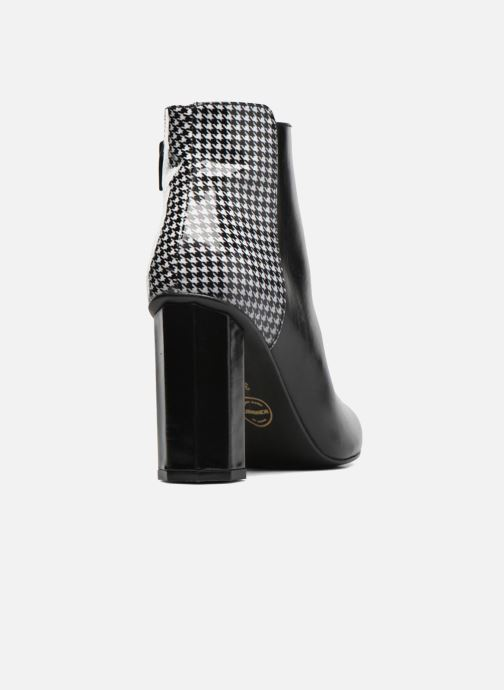 Bottines et boots Made by SARENZA West Mister #15 Noir vue face