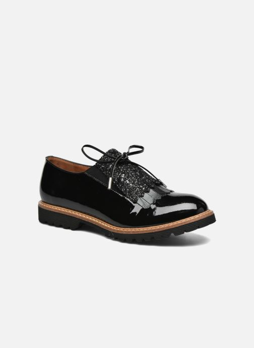 à Sarenza Chaussures Made Lacets2 Busy Noir Glimull Verniz Girl By 3Lqj5A4R