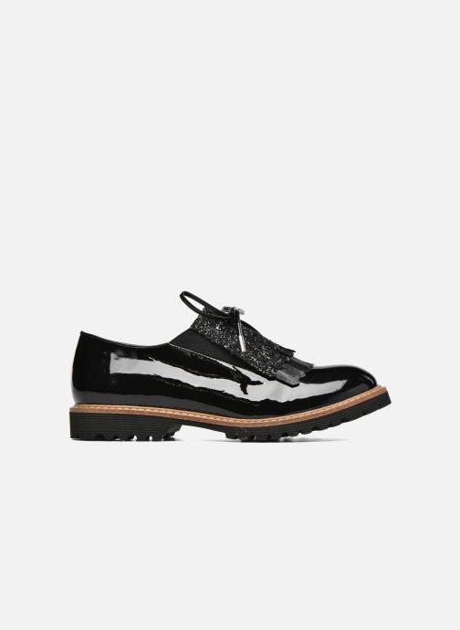 Mocassins Made by SARENZA Busy Girl Chaussures à Lacets #2 Noir vue détail/paire