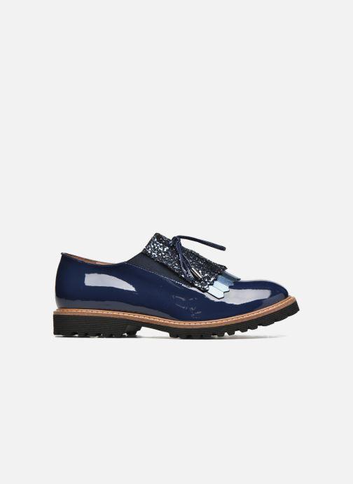 Mocasines Made by SARENZA Busy Girl Chaussures à Lacets #2 Azul vista de detalle / par