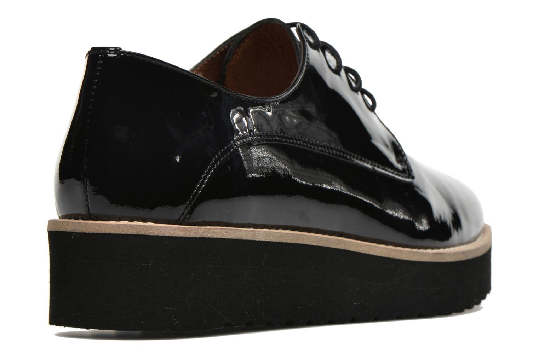 Chaussures à lacets Made by SARENZA West Mister # 17 Noir vue face