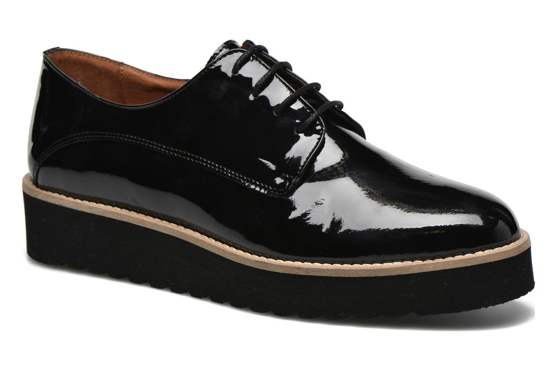 Chaussures à lacets Made by SARENZA West Mister # 17 Noir vue droite
