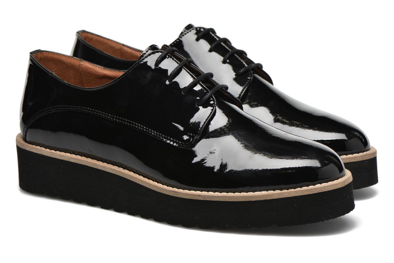 Chaussures à lacets Made by SARENZA West Mister # 17 Noir vue derrière