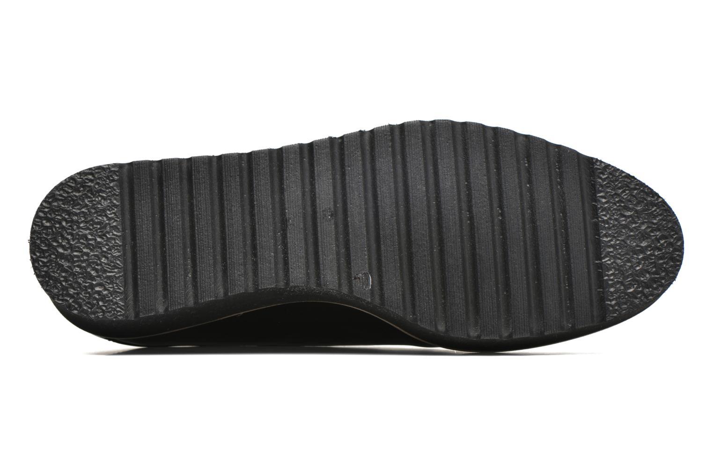 Chaussures à lacets Made by SARENZA West Mister # 17 Noir vue haut