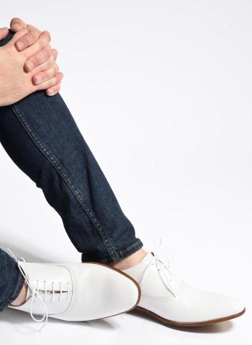 Scarpe con lacci Marvin&Co Newry Nero immagine dal basso