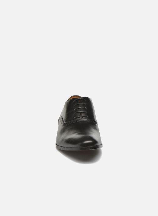 Zapatos con cordones Marvin&Co Newry Negro vista del modelo