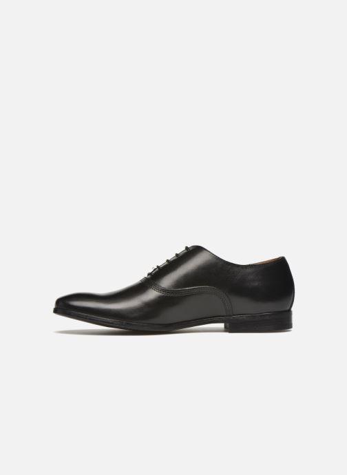 Zapatos con cordones Marvin&Co Newry Negro vista de frente