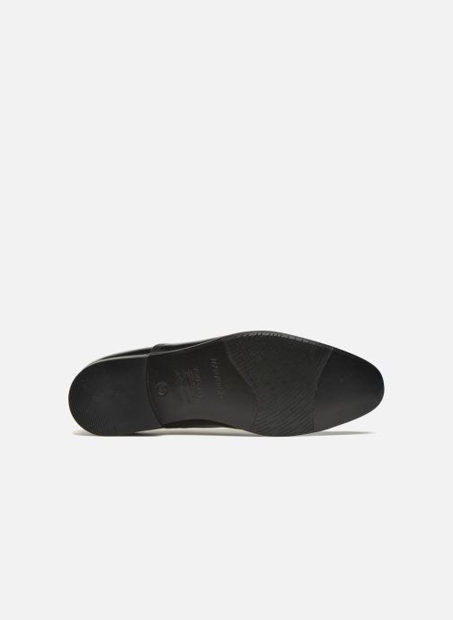 Zapatos con cordones Marvin&Co Newry Negro vista de arriba