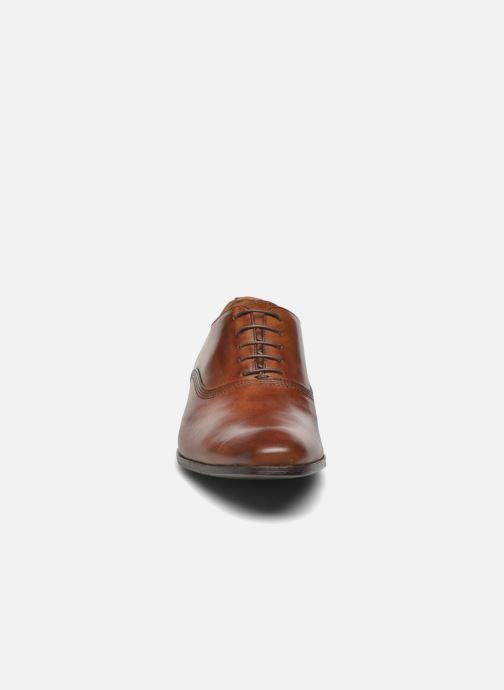 Chaussures à lacets Marvin&Co Newry Marron vue portées chaussures