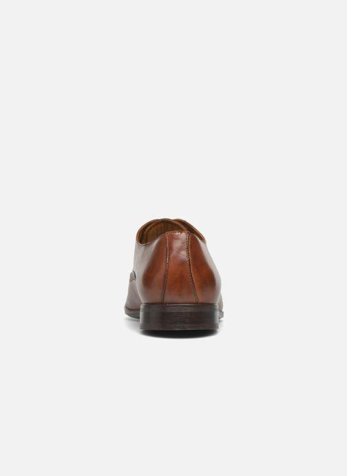 Scarpe con lacci Marvin&Co Newry Marrone immagine destra