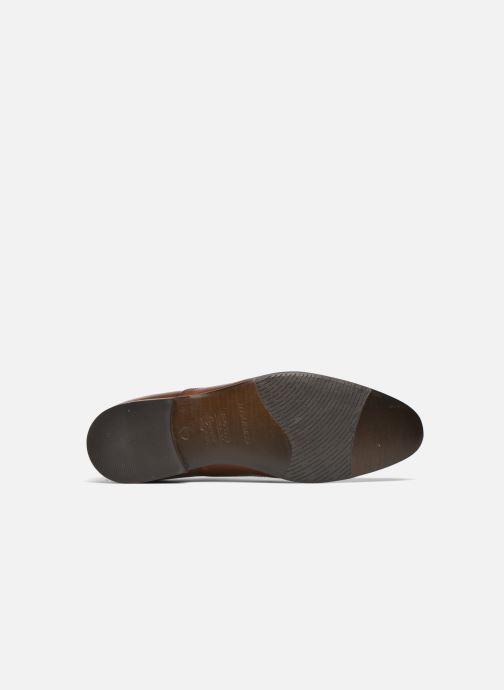 Chaussures à lacets Marvin&Co Newry Marron vue haut
