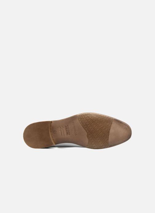 Zapatos con cordones Marvin&Co Newry Blanco vista de arriba