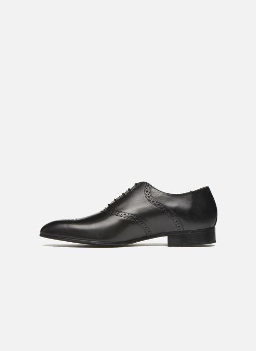 Chaussures à lacets Marvin&Co Newquay Noir vue face