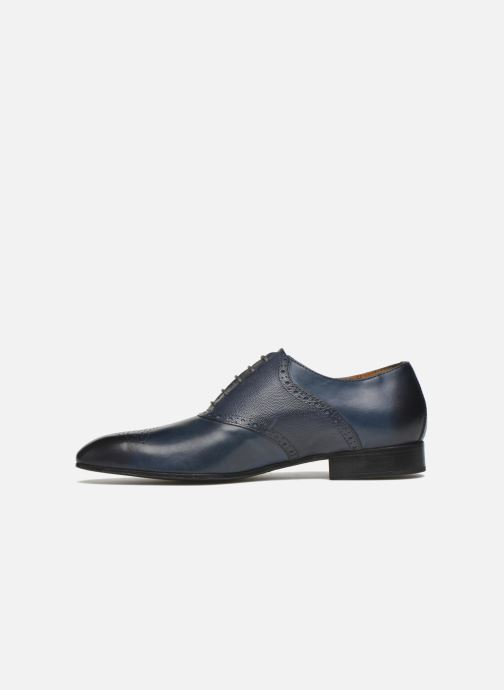 Lace-up shoes Marvin&co Newquay Blue front view