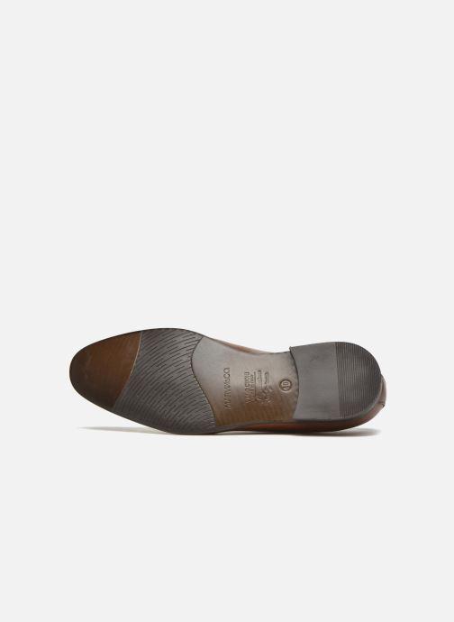 Chaussures à lacets Marvin&Co Newmilton Marron vue haut