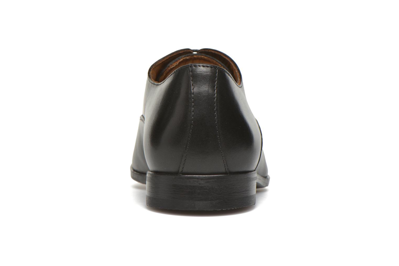 Chaussures à lacets Marvin&Co Newmilton Noir vue droite