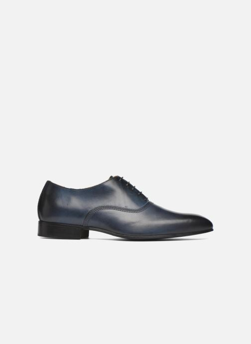 Lace-up shoes Marvin&co Norwich Blue back view
