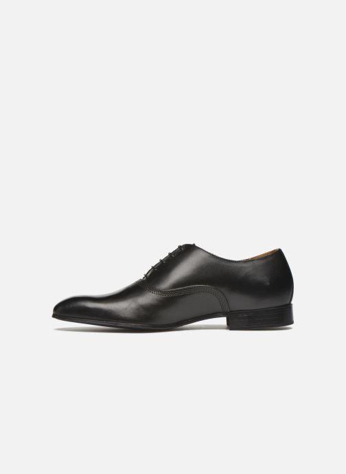 Zapatos con cordones Marvin&Co Norwich Negro vista de frente