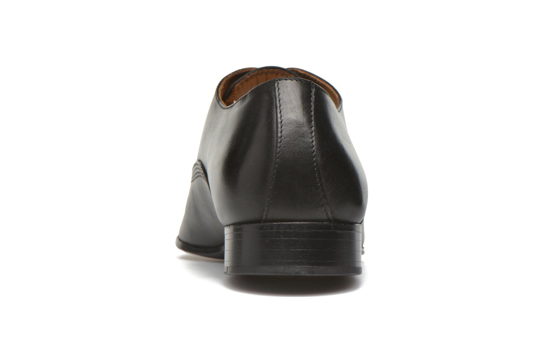 Scarpe con lacci Marvin&Co Norwich Nero immagine destra