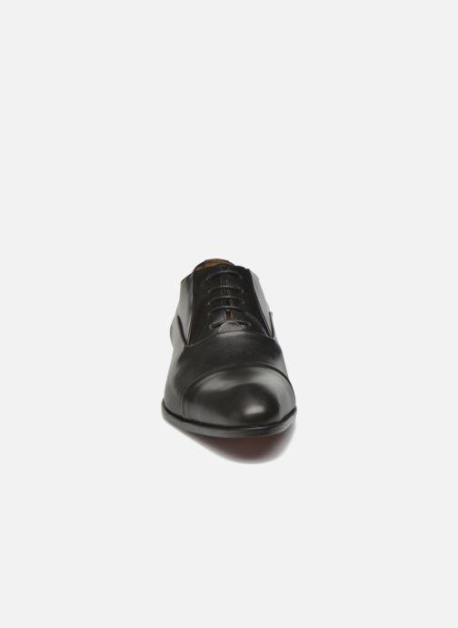 Zapatos con cordones Marvin&Co Norwood Negro vista del modelo