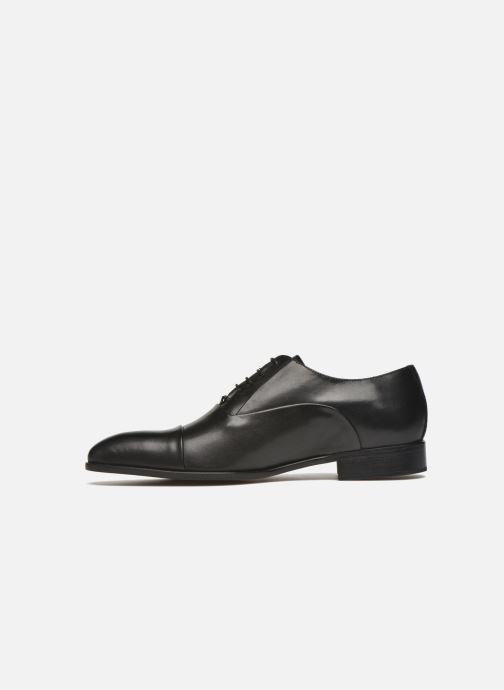 Zapatos con cordones Marvin&Co Norwood Negro vista de frente