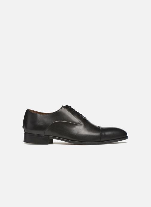 Zapatos con cordones Marvin&Co Norwood Negro vistra trasera