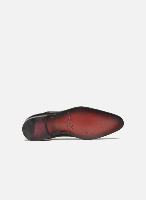 Zapatos con cordones Marvin&Co Norwood Negro vista de arriba