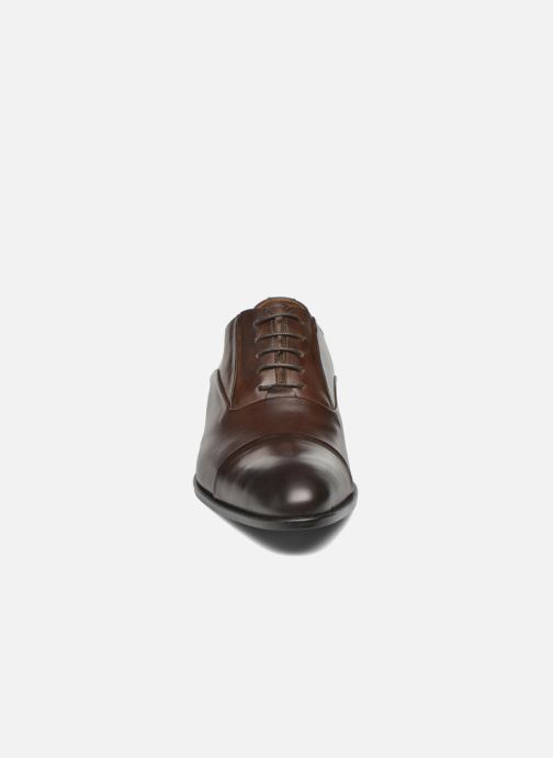Lace-up shoes Marvin&co Norwood Brown model view