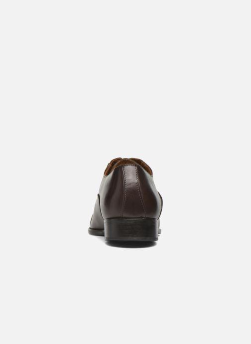 Chaussures à lacets Marvin&Co Norwood Marron vue droite