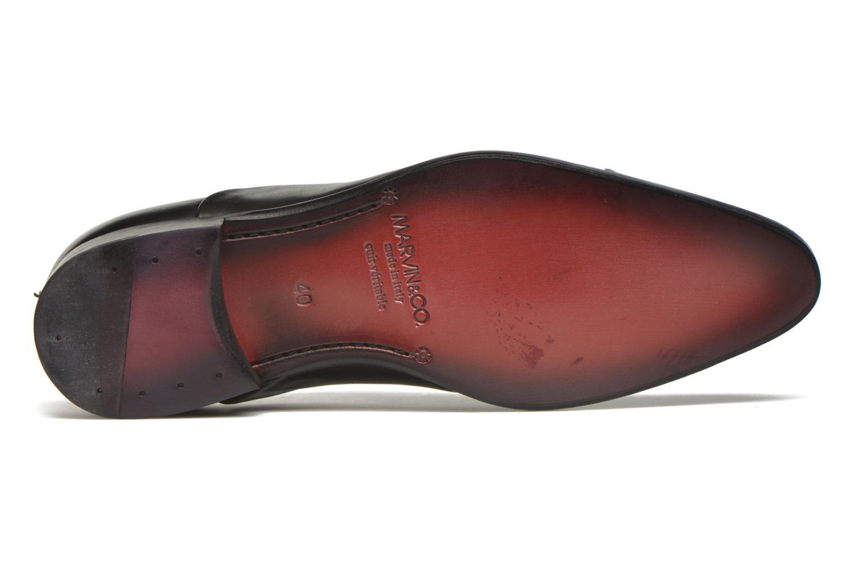 Scarpe con lacci Marvin&Co Norwood Nero immagine dall'alto