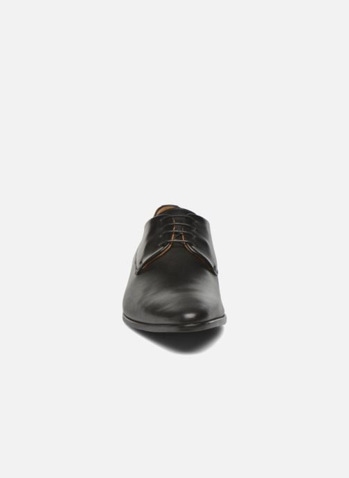 Lace-up shoes Marvin&co Notton Black model view