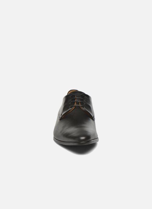 Snøresko Marvin&Co Notton Sort se skoene på