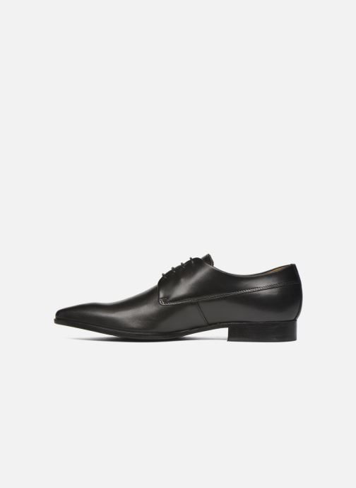 Schnürschuhe Marvin&Co Notton schwarz ansicht von vorne