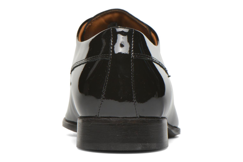 Scarpe con lacci Marvin&Co Notton Nero immagine destra