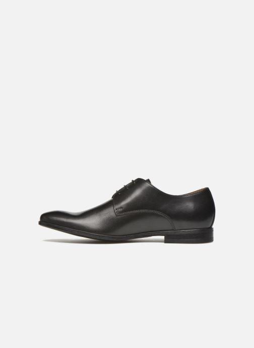 Zapatos con cordones Marvin&Co Nailsworth Negro vista de frente