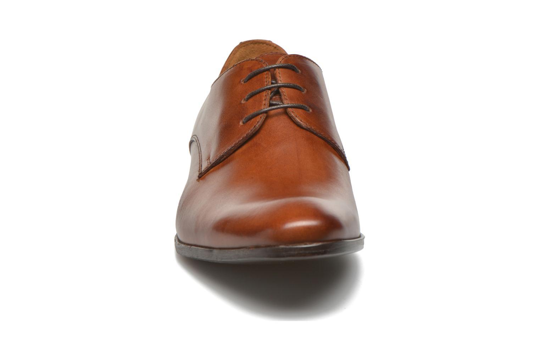 Chaussures à lacets Marvin&Co Nailsworth Marron vue portées chaussures