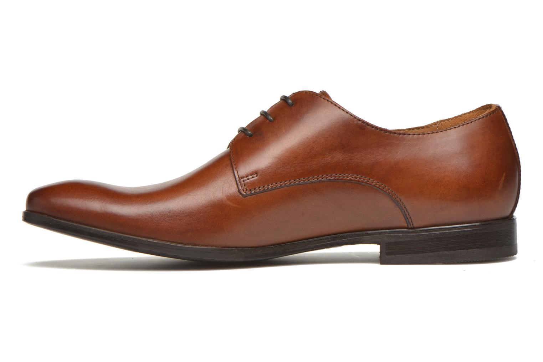 Chaussures à lacets Marvin&Co Nailsworth Marron vue face