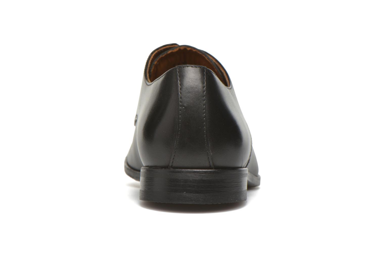 Scarpe con lacci Marvin&Co Nailsworth Nero immagine destra