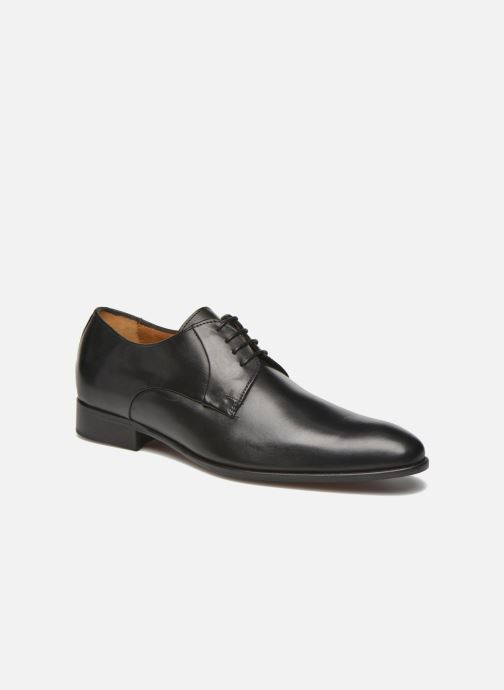 Lace-up shoes Marvin&co Needham Black detailed view/ Pair view