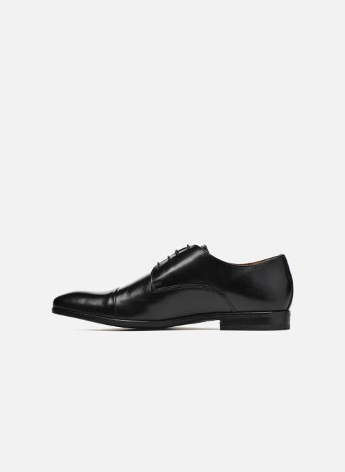 Zapatos con cordones Marvin&Co Newhaven Negro vista de frente