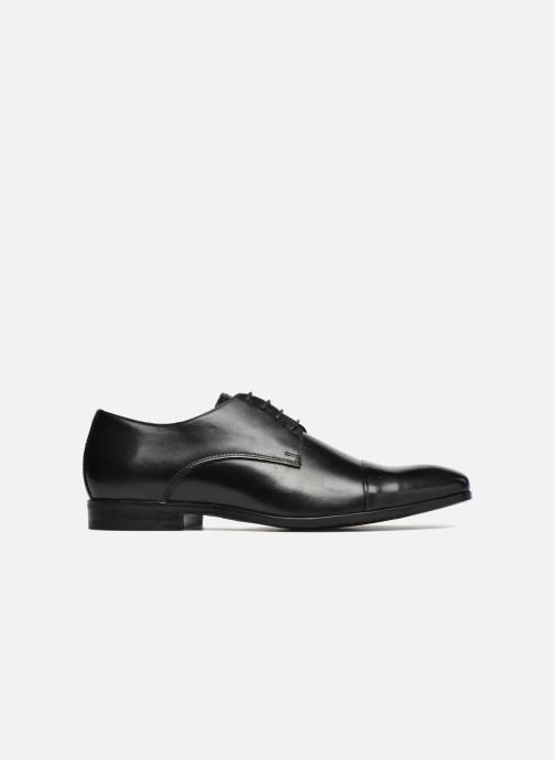 Lace-up shoes Marvin&co Newhaven Black back view