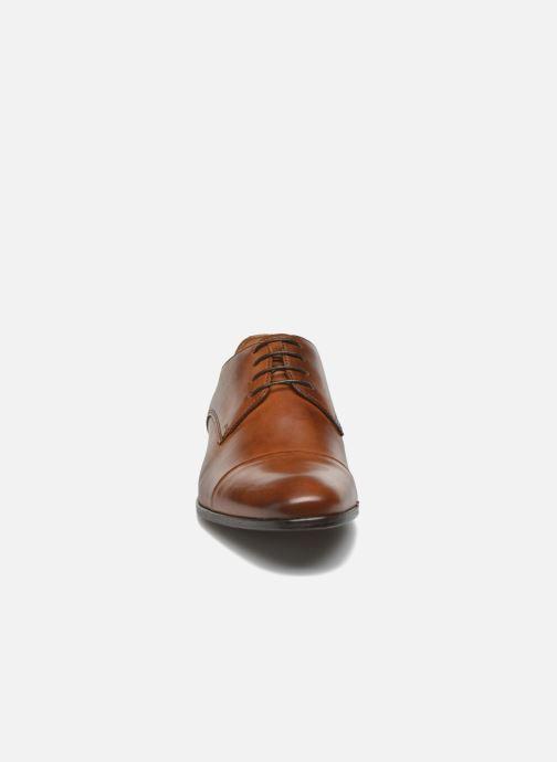 Chaussures à lacets Marvin&Co Newhaven Marron vue portées chaussures