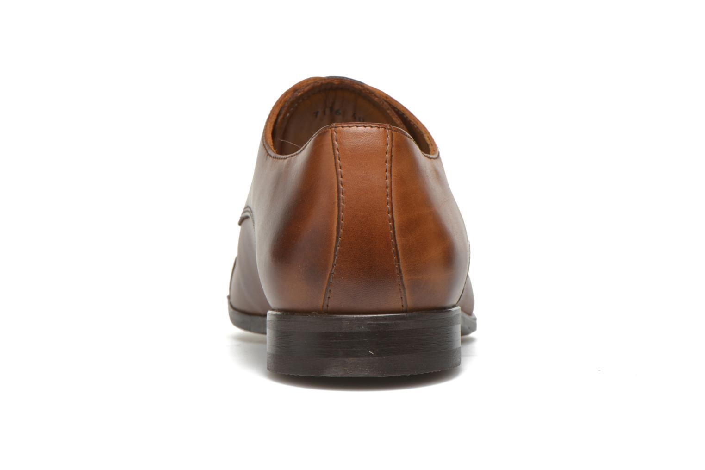 Chaussures à lacets Marvin&Co Newhaven Marron vue droite