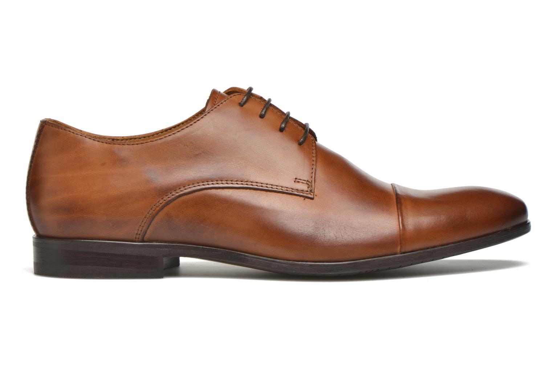 Chaussures à lacets Marvin&Co Newhaven Marron vue derrière