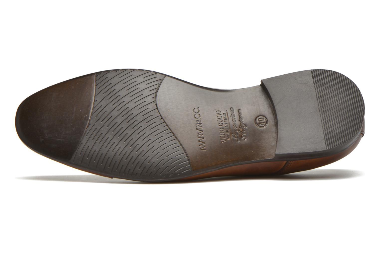 Scarpe con lacci Marvin&Co Newhaven Marrone immagine dall'alto