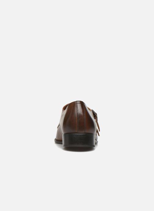 Chaussure à boucle Marvin&Co Newmills Marron vue droite