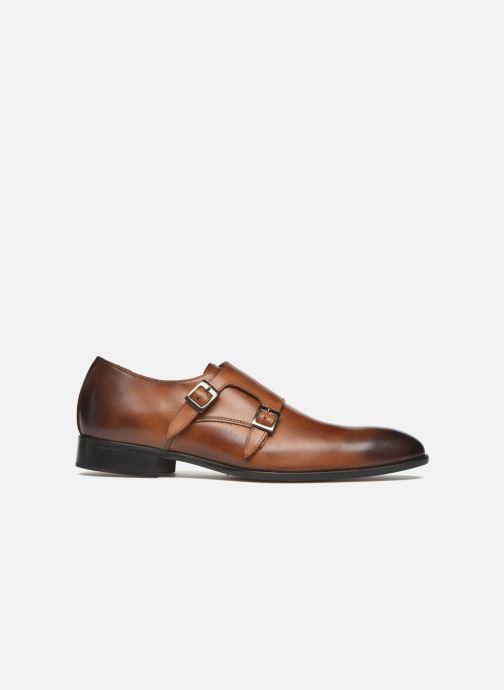 Chaussure à boucle Marvin&Co Newmills Marron vue derrière